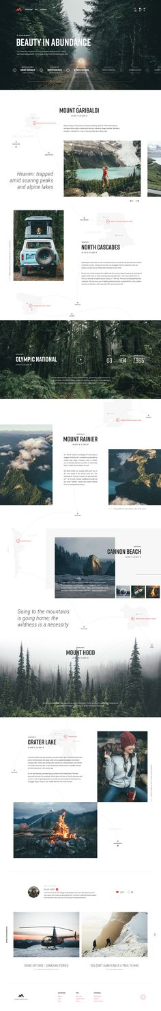 Pacific Northwest Travels by Taylor Perrin
