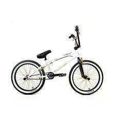 KHE Bikes 25th Freestyle BMX Bicycles, White http://coolbike.us/product/khe-bikes-25th-freestyle-bmx-bicycles-white/