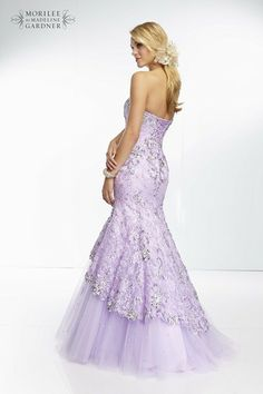 Fabulous Prom Dress by Mori Lee