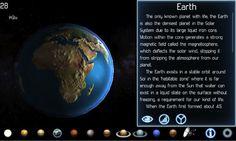 Solar (System) Explorer