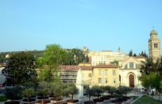 Vista dalle camere doppie/ View from Double Bedrooms Le Flaneur Bed and Breakfast Verona