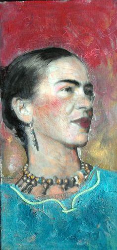 mixed media painting heather Murray