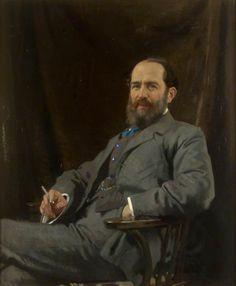William Orpen - Arthur Schuster