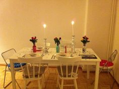 Candlelight dinner Prenzlauer Berg