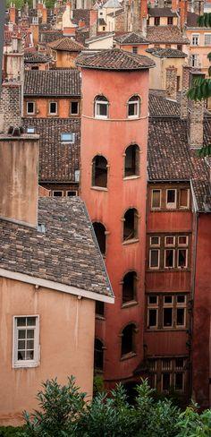 Lyon,année d'études de ma fille,une ville ou je me suis sentie BIEN.
