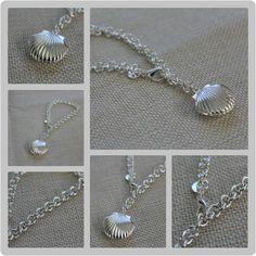 Shell 925 Bracelet