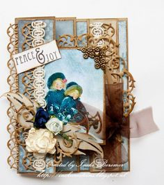 Noor! Design Vintage Borders 6002/0366 door Ineke Bezemer