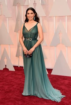 America Ferrera | All The Red Carpet Looks From The 2015 Academy Awards