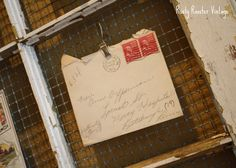 preserving old letters 3