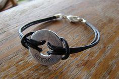 washer bracelet