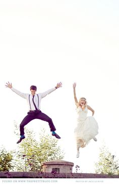 """As the Pointer Sisters put it: """"Jump! For my love..."""""""