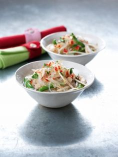 Turkey and Glass Noodle Salad