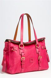 and its pink. Dooney and Bourke.