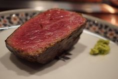 Akita beef. I live to try delicious foods. And I will continue to live until I have had a taste of this magical beef