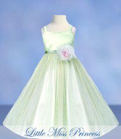 Honeydew Flower Girl Dresses 65