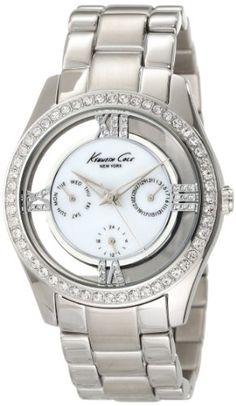 Kenneth Cole New York Women's KC4923 Transparency Silver Mother-Of-Pearl Dial Bracelet Watch Kenneth Cole New York,http://www.amazon.com/dp/B00D3RGJMU/ref=cm_sw_r_pi_dp_YGfTsb1EF99MDRYV