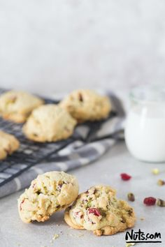 Making cookies is a joyous event any time of the year, but especially during the holiday season. My cranberry pistachio cookies are gluten-free and delicious, which makes them a hit both at home and at holiday parties. They're fun to make, and even more fun to share with loved ones!