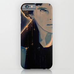 Sherlock Gold Drops Phone Case ~ $35 ~ Benedict Cumberbatch Gifts!