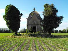 Cappella Cascina Alluvioni - 10 min by bike - 30 min by foot - 5 min by car
