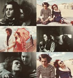Sweeny Todd is a classic, but you wont enjoy it if you dislike gore. Such a different movie. Mmm, love me some Johnny Depp & Helena Bonham Carter (: