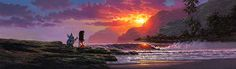 """""""A Song at Sunset"""" by Rodel Gonzalez 