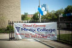 Medix London - Campus Opening - www.medixcollege.ca