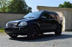 Inzerát č. 85312653: Mercedes M trieda 500 A/T AMG Full TOP STAV, Cena: 7 490 €, Lokalita: Nitra
