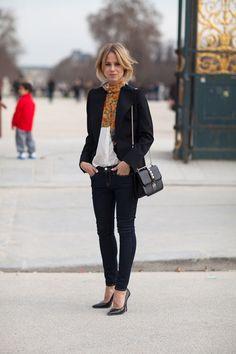 Elin Kling's Valentino Bag from Harper`s Bazaar