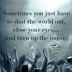 tonight, that's really all i want 2 do is listen to music...♫♫♥♥♫♫♥♫♥JML