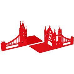 Suporte p/livros ponte de Londres Geguton - Móveis & Equipamentos - Kalunga.com