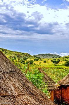 In the Nuba mountains, Southern Kordofan  في جبال النوبة، جنوب كردفان #السودان    #sudan #kordofan #nuba #mountains