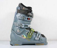 SALOMON PERFORMA LIMITED SensiFit Silver Ski Boots Size
