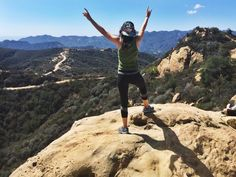 Hiking to Eagle Rock in Topanga State Park is the ultimate Los Angeles getaway. Here's how to find it.