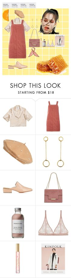 """promise pantone girl"" by thecoune on Polyvore featuring Dorothy Perkins, BP., Satomi Kawakita, Rachel Comey, French Girl, Only Hearts, Tory Burch and Monsoon"
