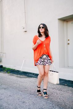 Floral (Shorts) Friday