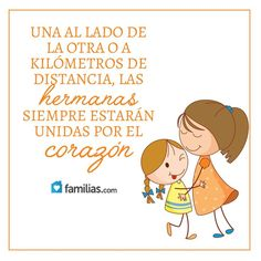 http://www.palabrasalavida.com Cuando te abraza una hermana, da igual que se acabe el mundo, para mi empieza todo. A mi hermana Neka ♥♥♥