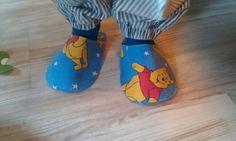 Winnie the poo slippers :-)