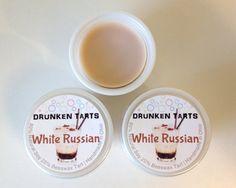 White Russian Scent  DRUNKEN TARTS  3 or 6 Soy & by DrunkenTarts