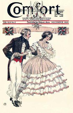 Comfort magazine - December, 1929