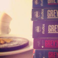 food and Grey's Anatomy... top!