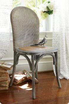 Get past the name. They have good stuff here....have some chairs I want to refinish to look like this