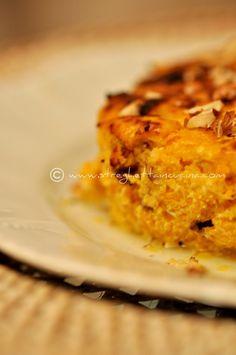 sformato di zucca, ricotta e nocciole by streghettaincucina             #recipe     #juliesoissons