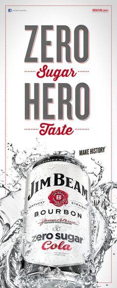 Jim Beam on Behance