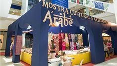 0fe3b7dacf o Taguatinga Shopping promove a Mostra Cultural e Artesanato Árabe até o  dia 20 de outubro. Venha conhecer!