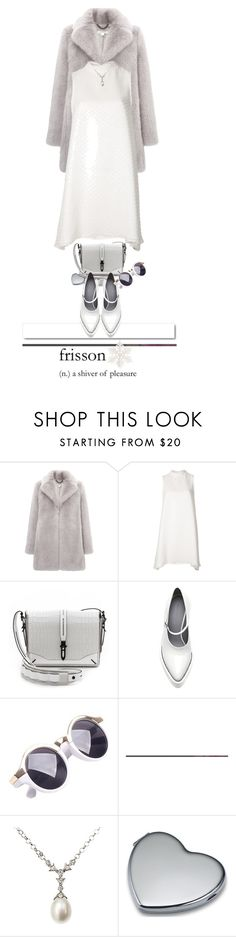 """""""Ce Frisson Que L'Hiver Aussi Amène / This Shiver That Winter Also Brings"""" by halfmoonrun ❤ liked on Polyvore featuring Whistles, LAER, rag & bone, White Label, Alexander Wang, Graham & Brown and Aspinal of London"""