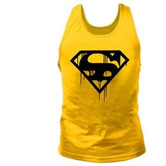 ec071efe0e0a5 Superman Professional Vest Muscle Fitness bodybuilding tank tops
