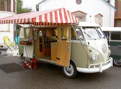 VW Camper by Bagel!, via Flickr
