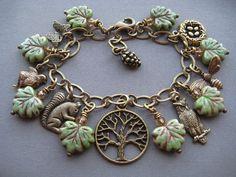 Tree of Life Bracelet  Tree of Life by SilverTrumpetJewelry, $49.00