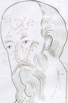 Painting Process, Religious Art, Learn To Draw, Byzantine, Techno, Catholic, Christian, San, Cartoons