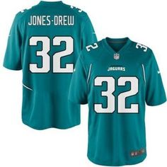 6fcdbeb58 Maurice Jones Drew MJD Jacksonville Jaguars Nike NFL Limited Jersey JAGS  NWT new with tags
